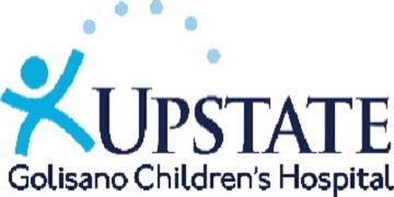 SUNY Upstate Medical University & Upstate Golisano Children's Hospital logo