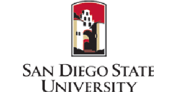 San Diego State University - Geography Department logo